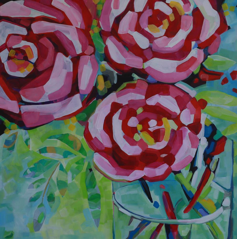 Summer Bouquet | Meredith Jane-Art at Hear...