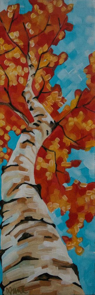 Birch Tree | Meredith Jane-Art at Hear...