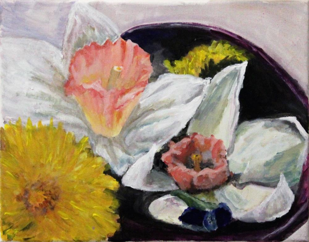 Cup Runneth Over | Marie Shelly Art