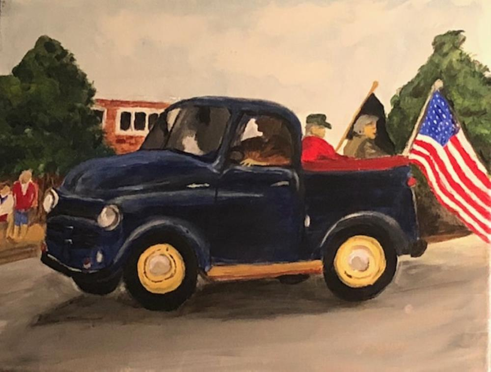 paintingtruck | Marie Shelly Art