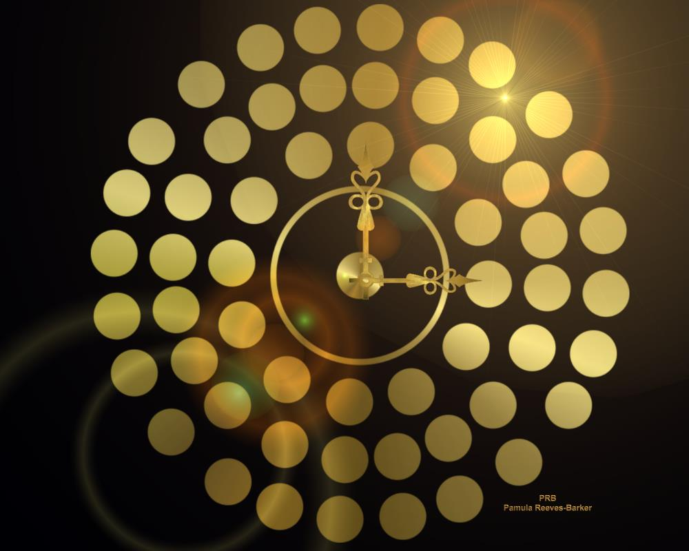 GoldenHour | Pamula Reeves-Barker Arts