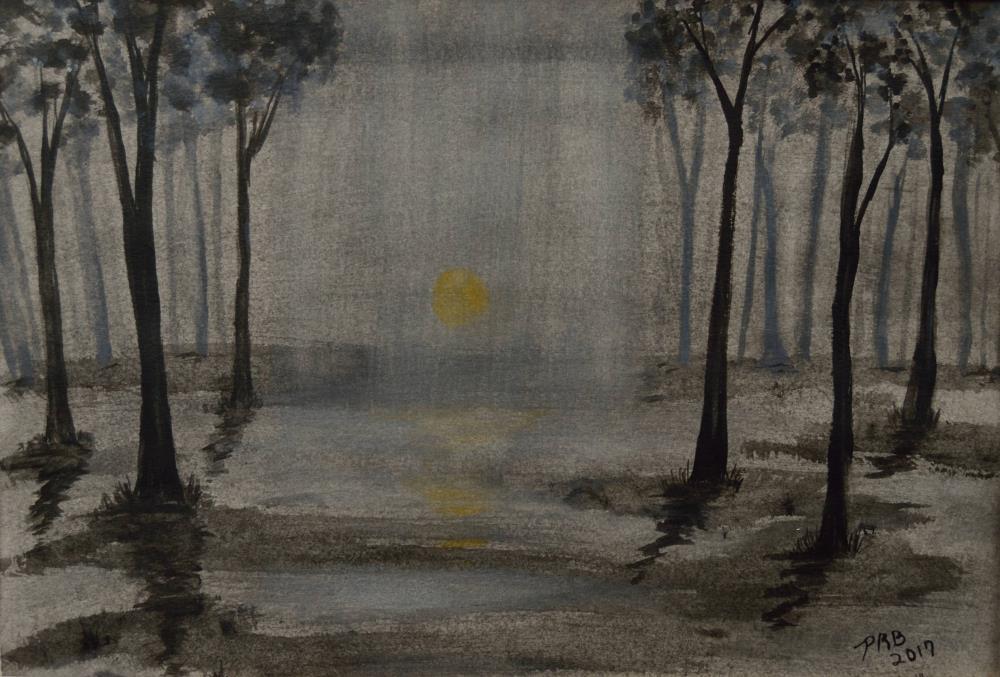 Gloomyday | Pamula Reeves-Barker Arts