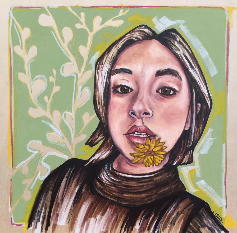 soc6 | Portraits and Plants