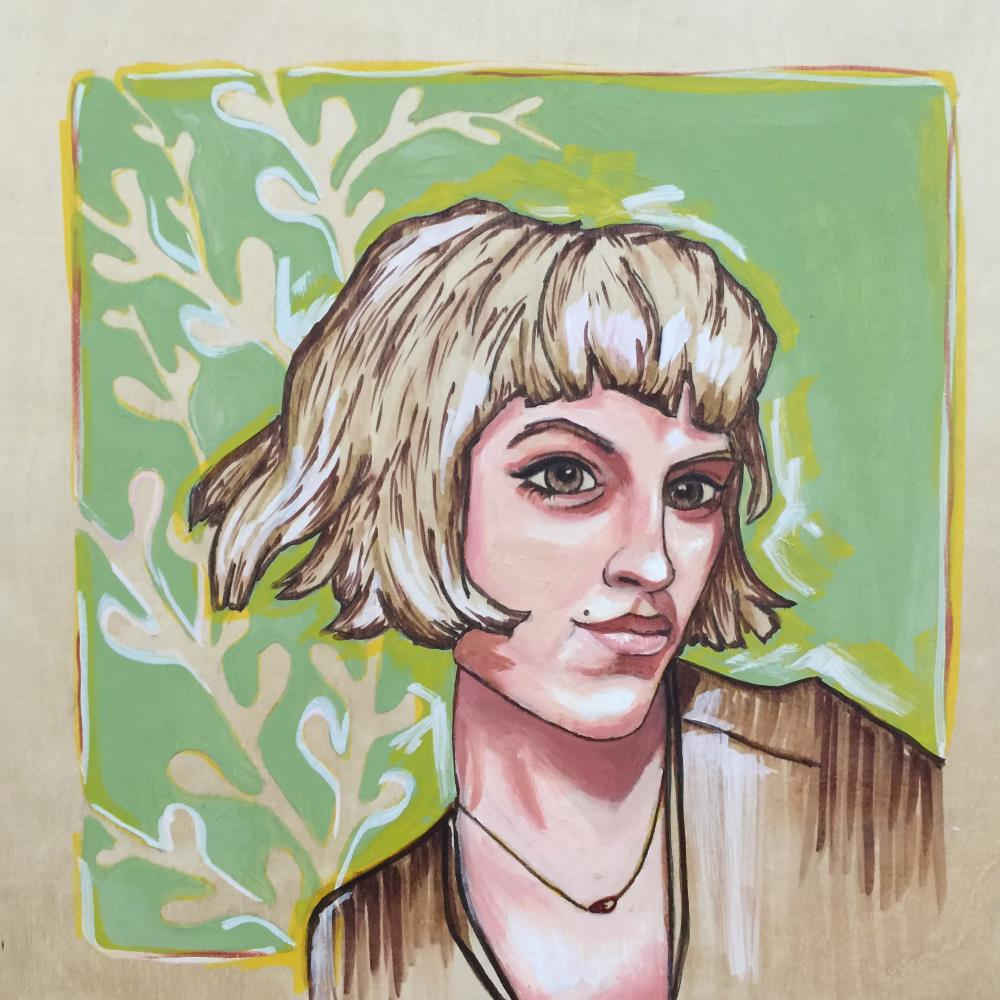 society6   Portraits and Plants