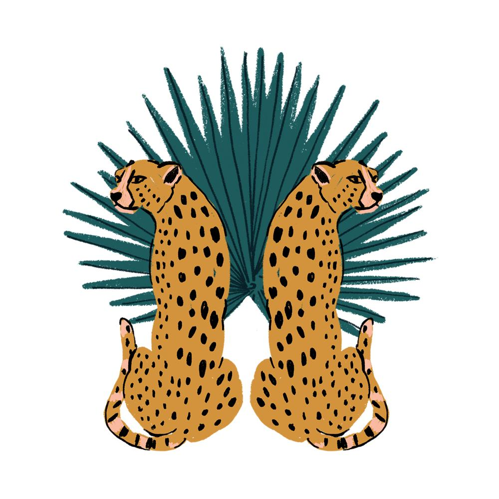 junglecats | Zo and CoCo Designs