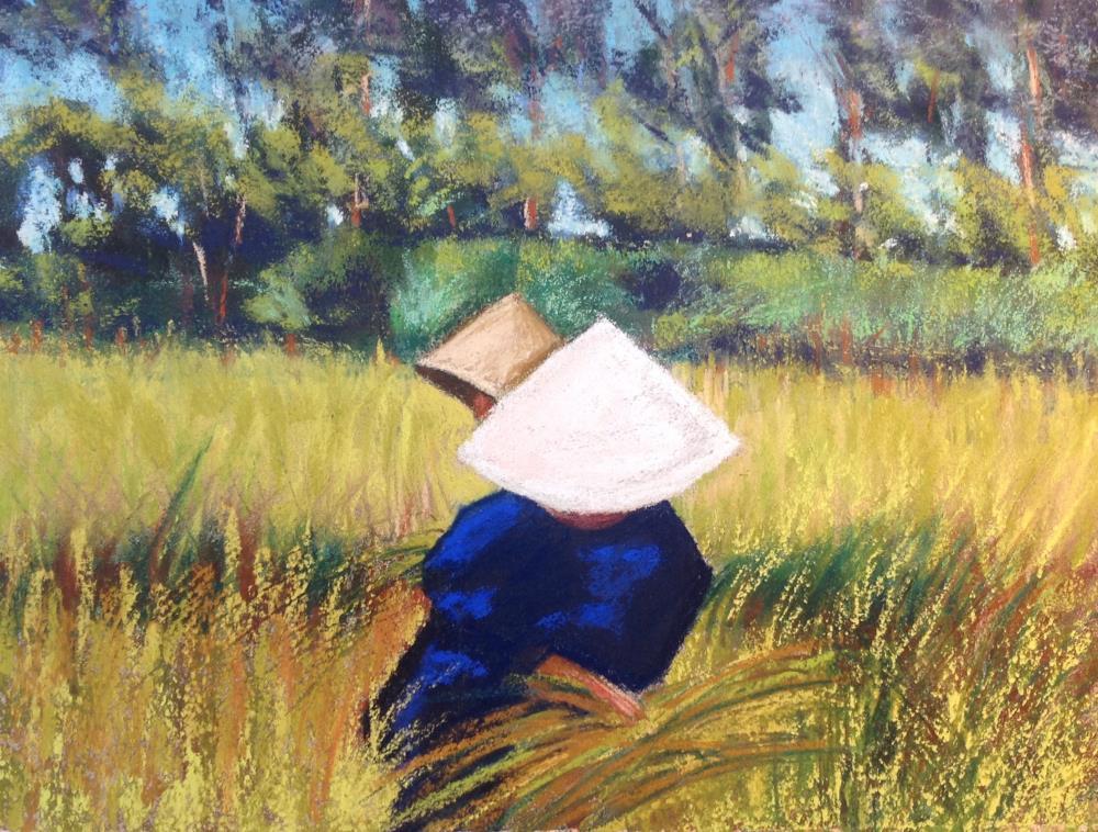 Visiting Vietnam | Donna Theresa Fine Art