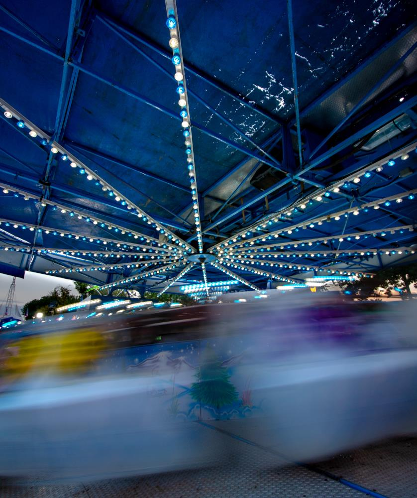 Fair Ride in Motion | Blackhat Photography