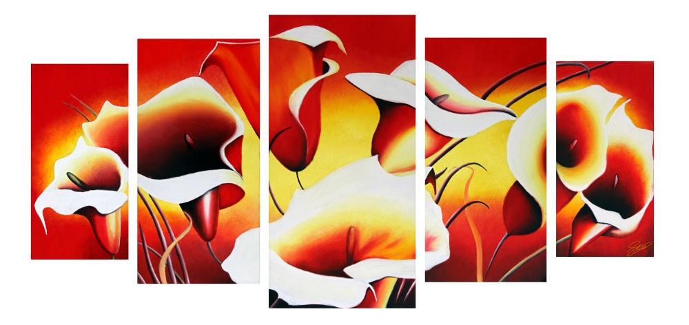 Calla Lilies | JackleyArt