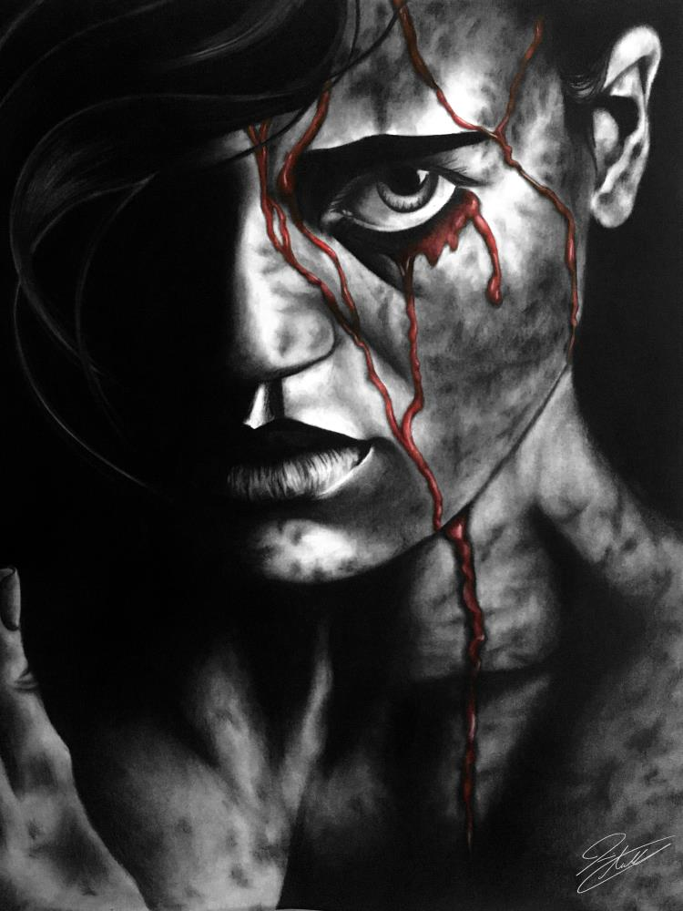 Trials ~ Crucified   JackleyArt