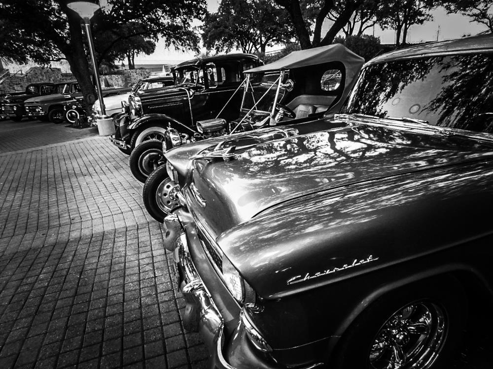 B&W carshow | Snap the moment photograp...