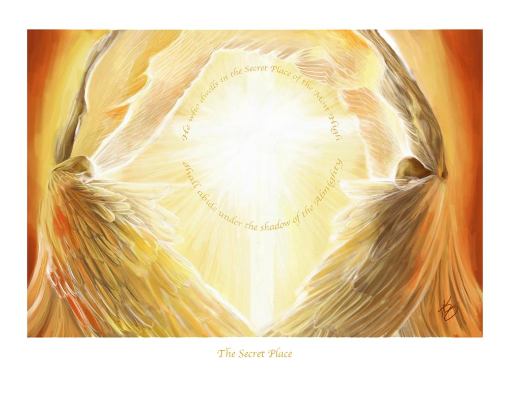 The Secret Place | Kathy Berry Illustrations