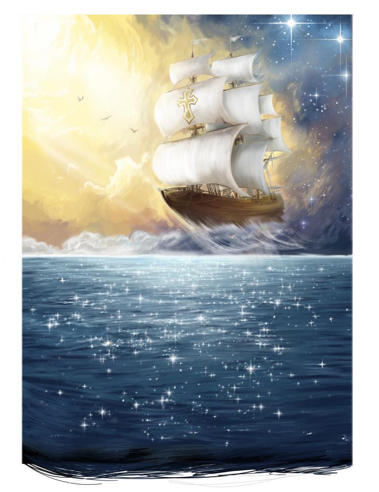 The Holy Spirit | Kathy Berry Illustrations