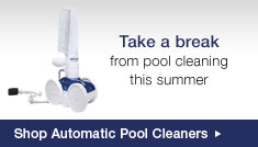 Automatic Pool Cleaners | Polaris | Hayward | Aquabot