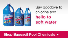 Chlorine-free Baquacil Swimming Pool Chemicals