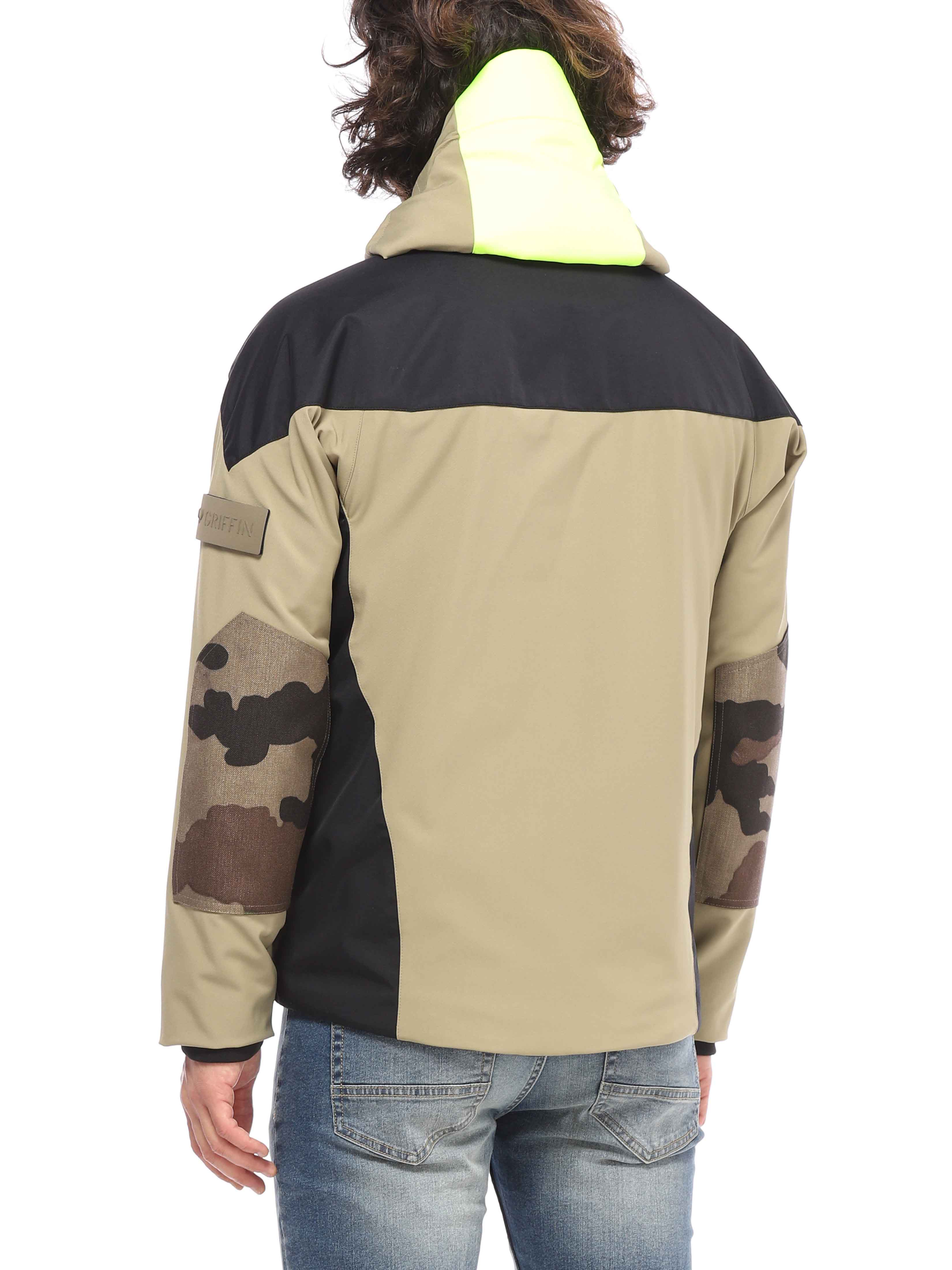 GRIFFIN |  | GW20_05BCLIMBING JACKET