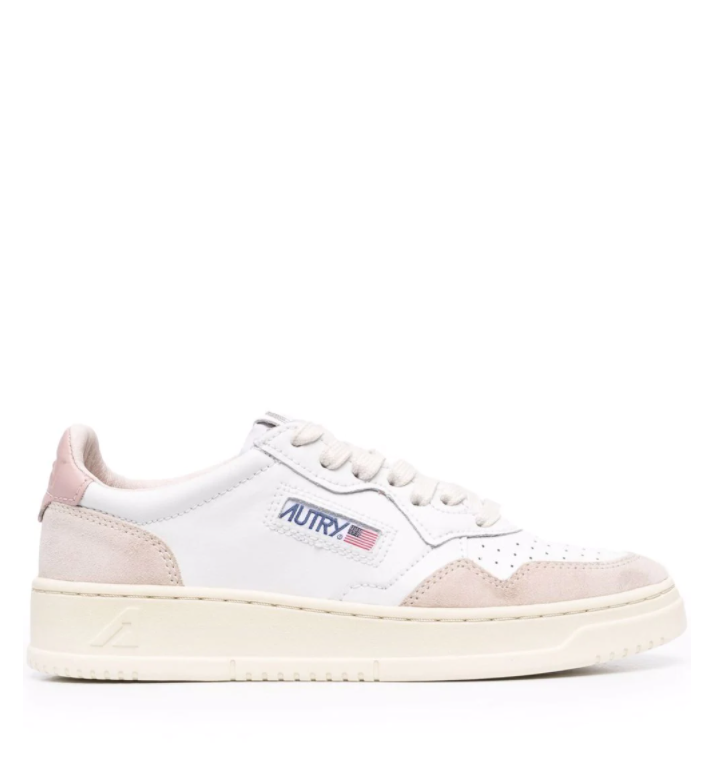 AUTRY | Sneakers | AULM LS37BIANCO/ROSA