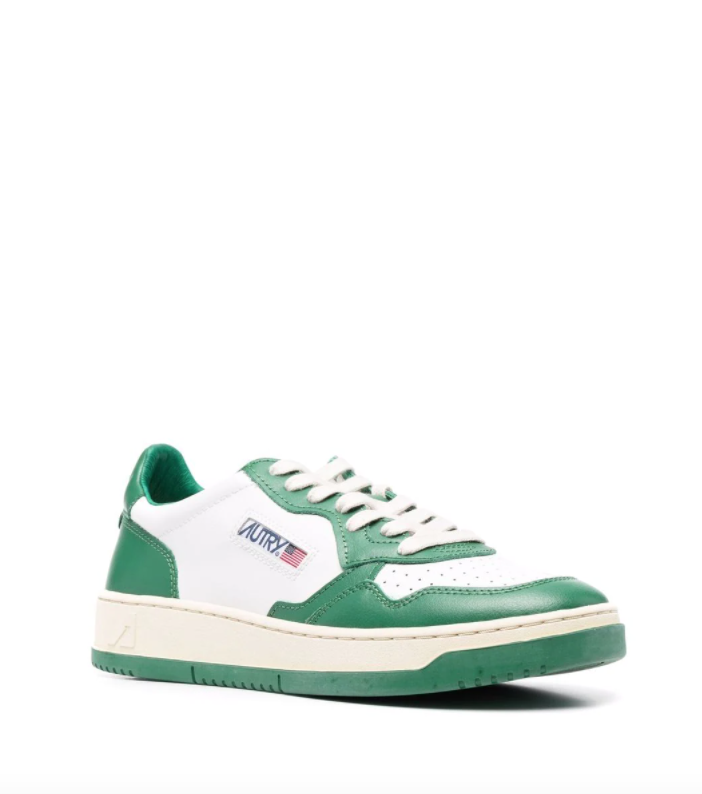 Sneakers Autry 01 AUTRY | Sneakers | AULM WB03BIANCO/VERDE