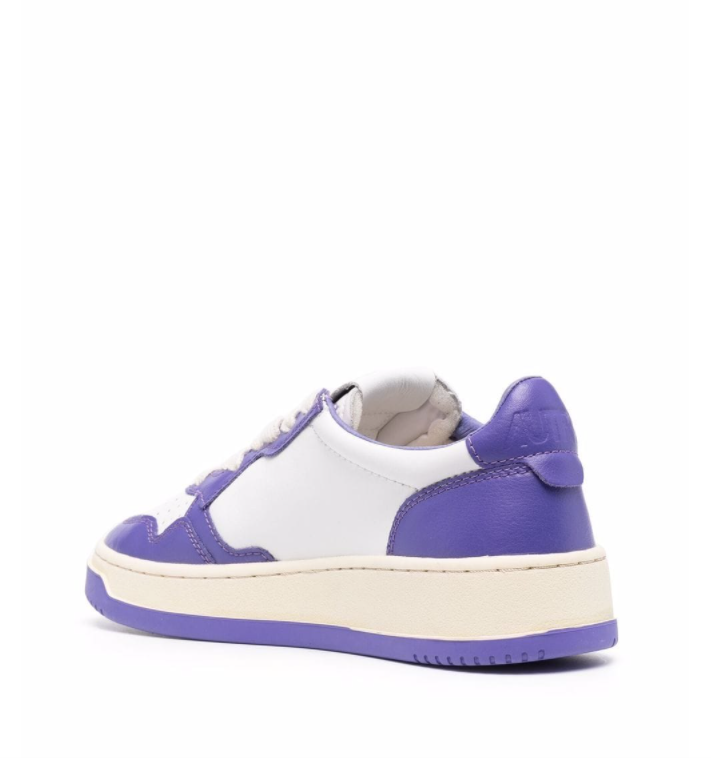 Sneakers con pannelli a contrasto AUTRY | Sneakers | AULW WB05VIOLA