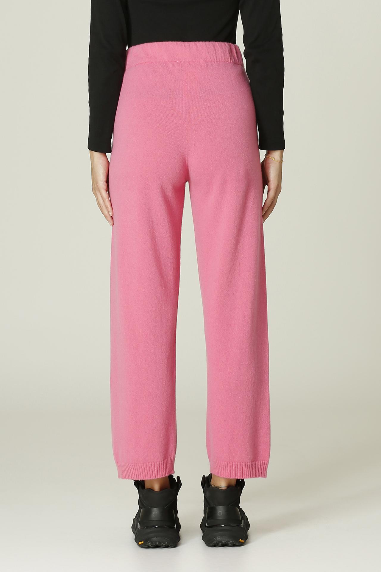 Pantalone in lana CIRCUS HOTEL | Pantalone | H1WN08ROSA