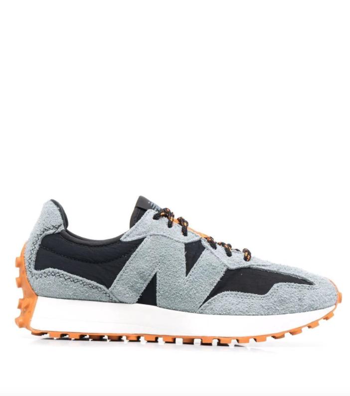NEW BALANCE | Sneakers | MS327RE1NERO/BLU