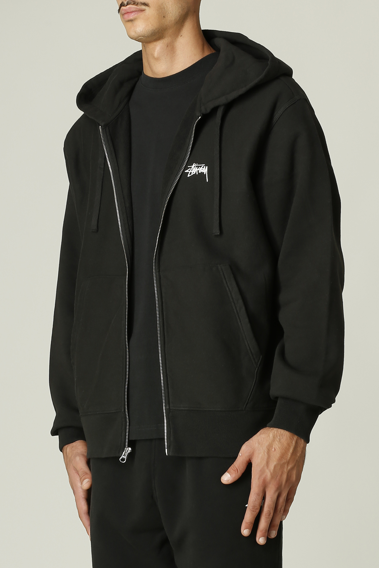 Felpa hoodie STUSSY   Felpa   118454STOCK LOGO
