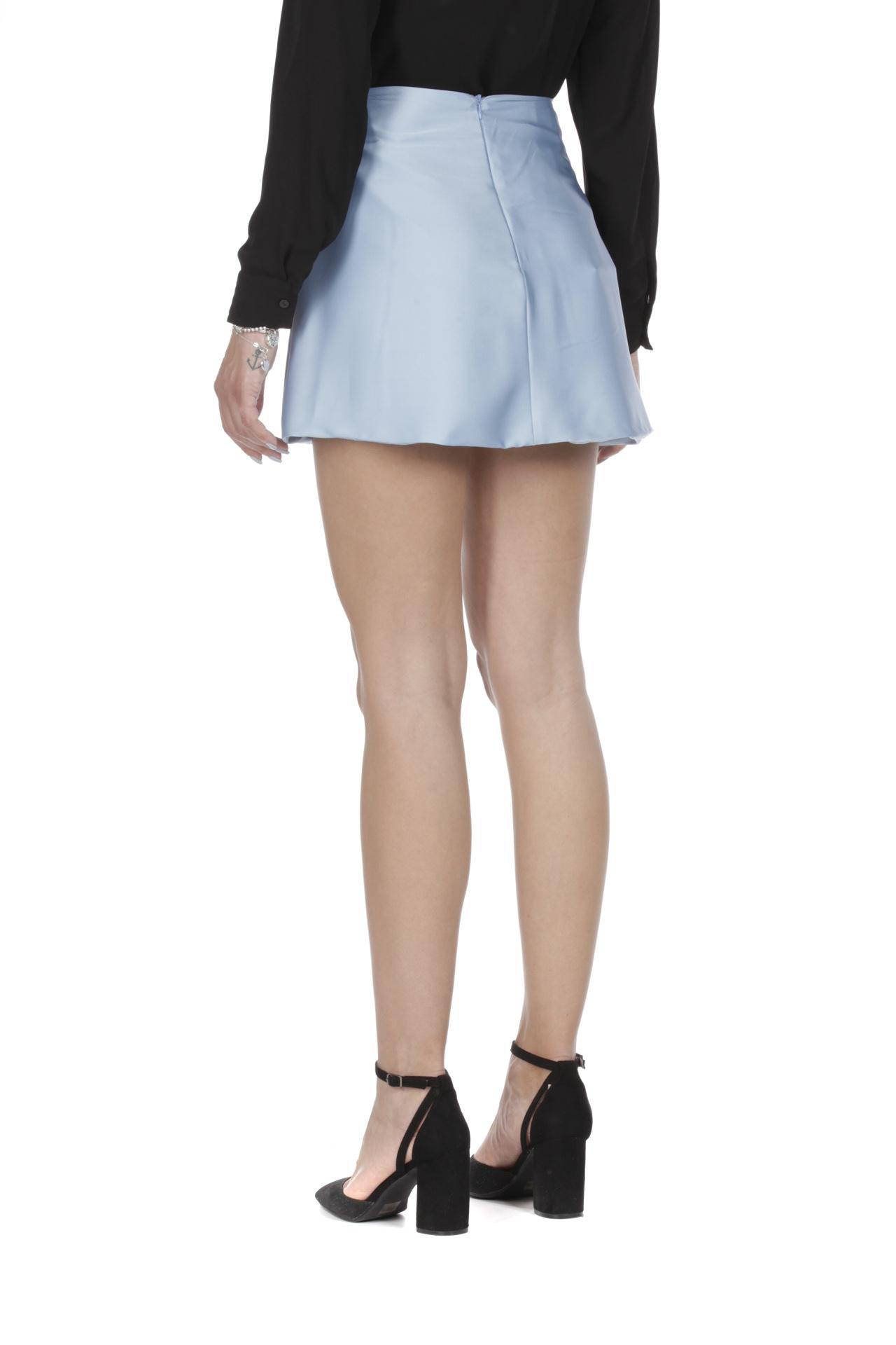 AGUA   Skirt   515AZZURRO