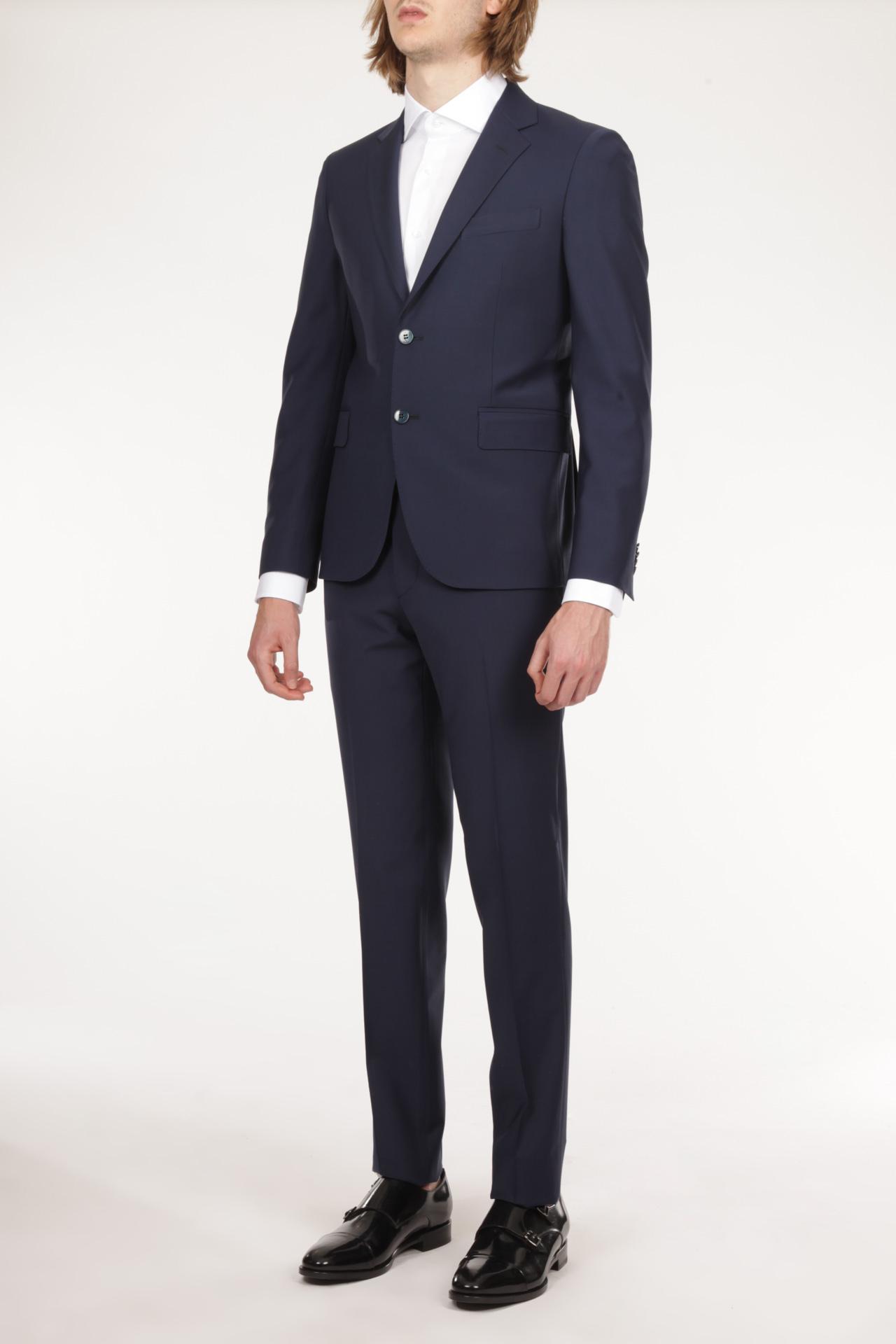 BRIAN DALES   Suit   JK4553 GA81BLU