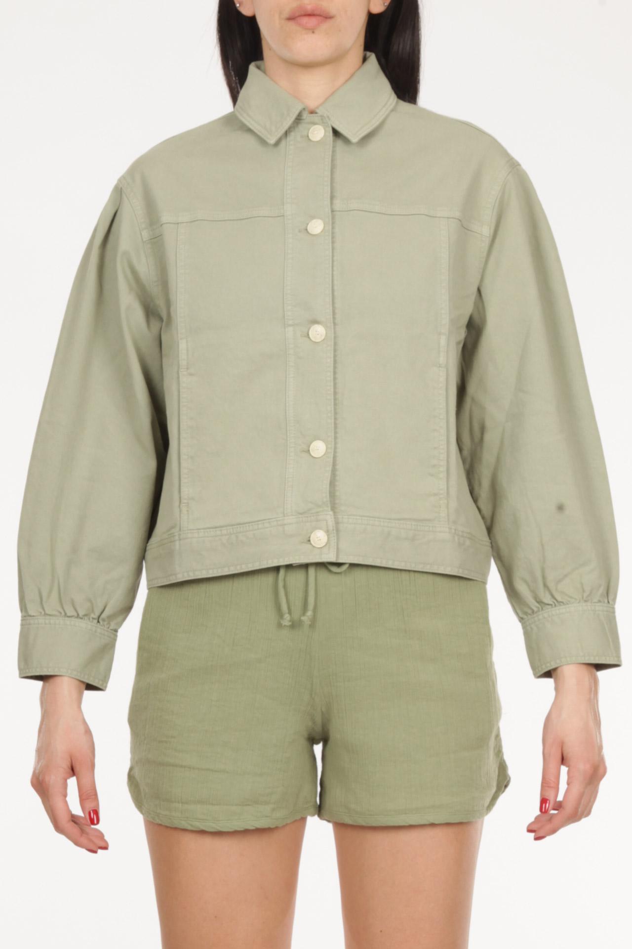 DES PETITS HAUTS | Outerwear | 1E210566VERDE