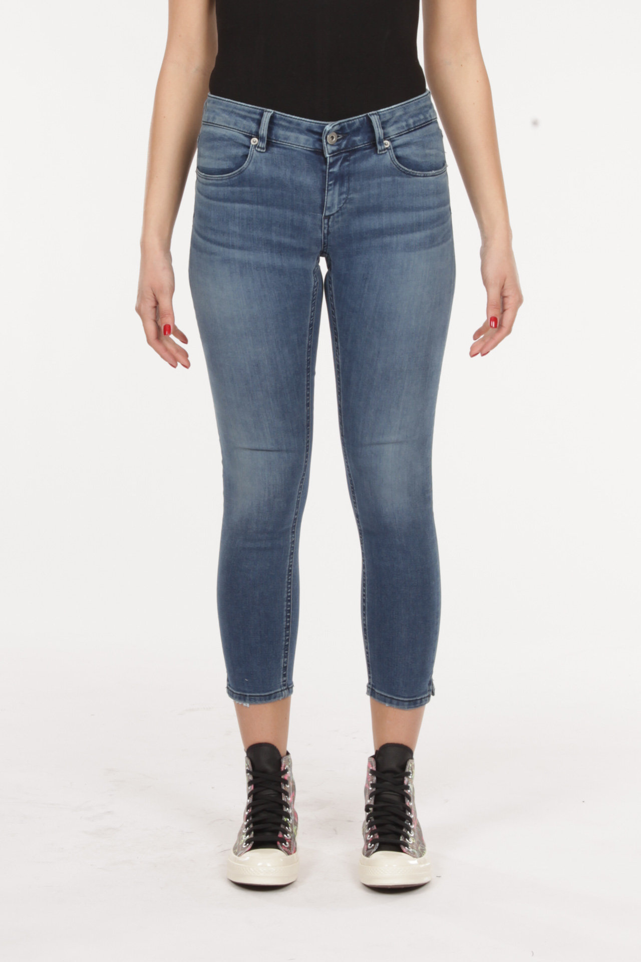 Jeans Lou DONDUP | Jeans | DP560 DSE300BB9-800