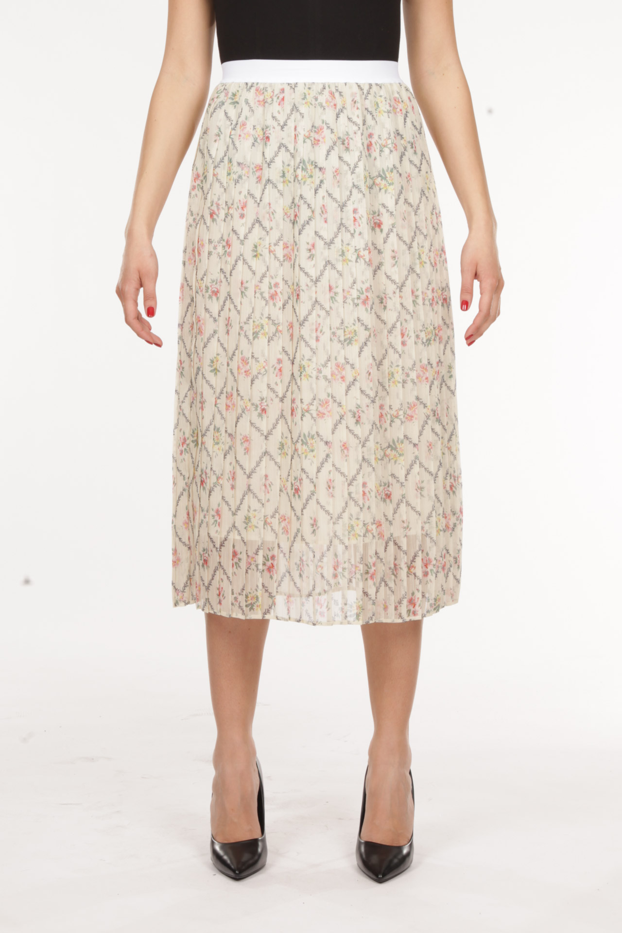SEMICOUTURE   Skirt   Y1ST0125VAR