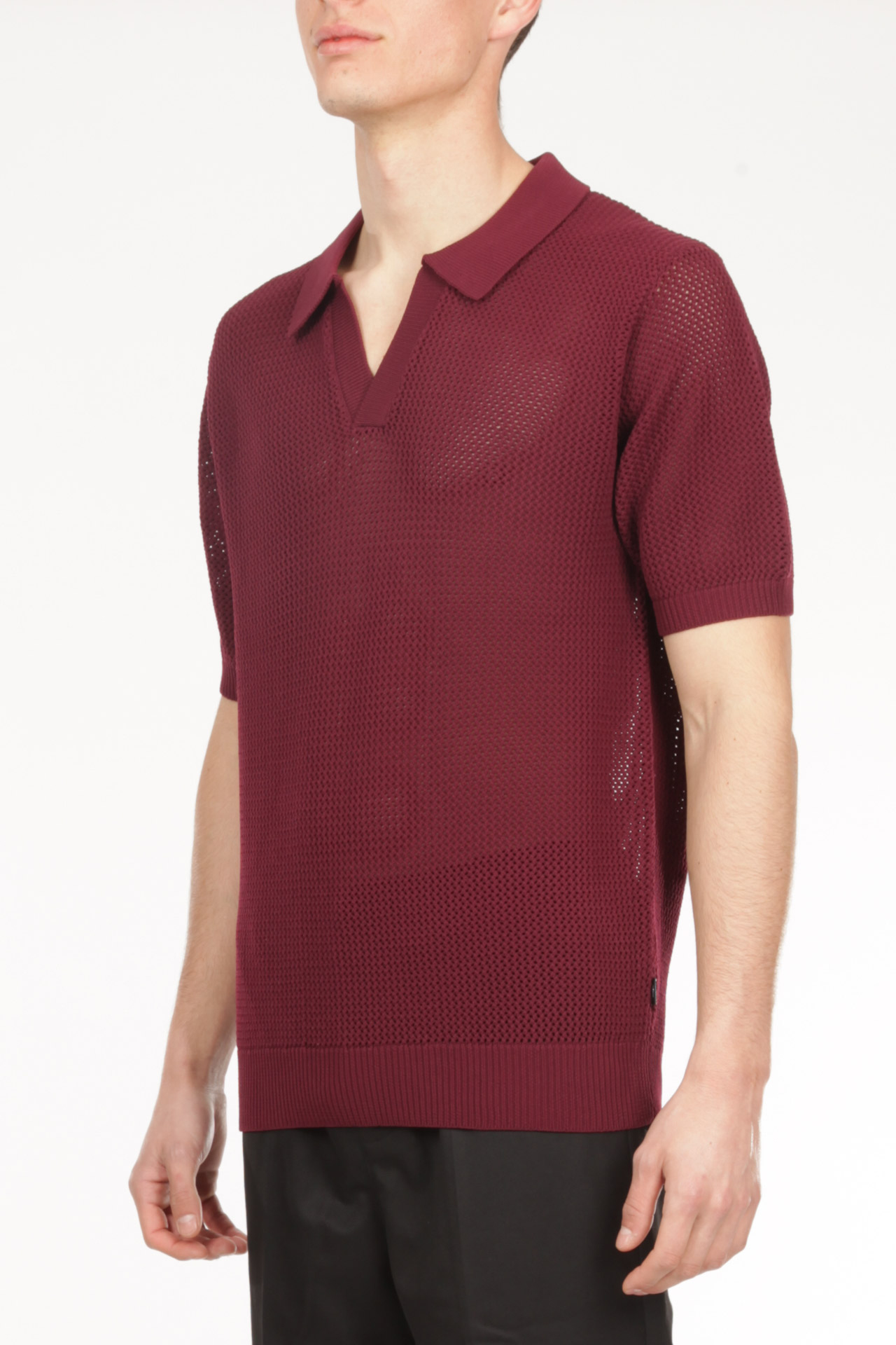 STUSSY | Polo | 117089CABLE MESH