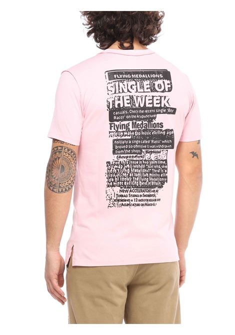 T-shirt girocollo ACUPUNCTURE | T-shirt | ACU 2021 120001
