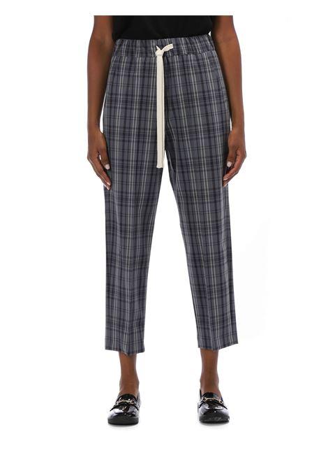 Pantalone check ALYSI | Pantalone | 150118A0033