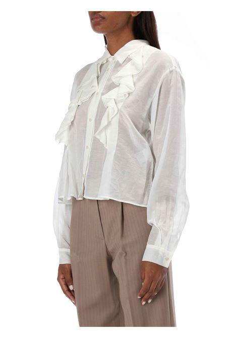 Camicia con rouches ALYSI | Tunica | 150211A0003