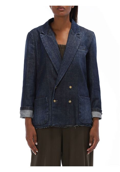 Giacca di jeans ALYSI | Jacket denim | 250804A0034