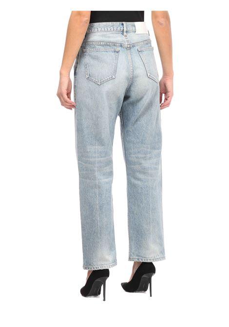 Jeans svasati a vita media AMBUSH | Jeans | BMYA006F20DEN0014000
