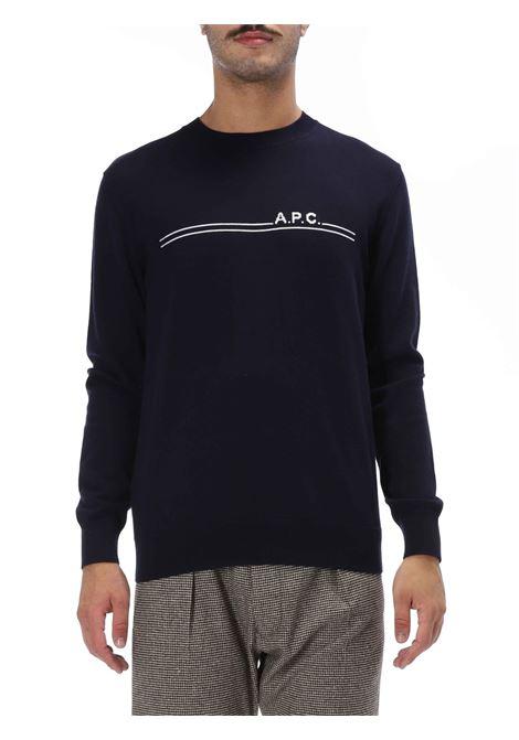 Maglione a girocollo APC | Maglione | CODDAH23866
