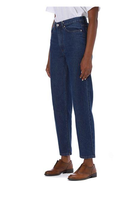 Denim basic con passanti APC | Jeans | COEHKF09122