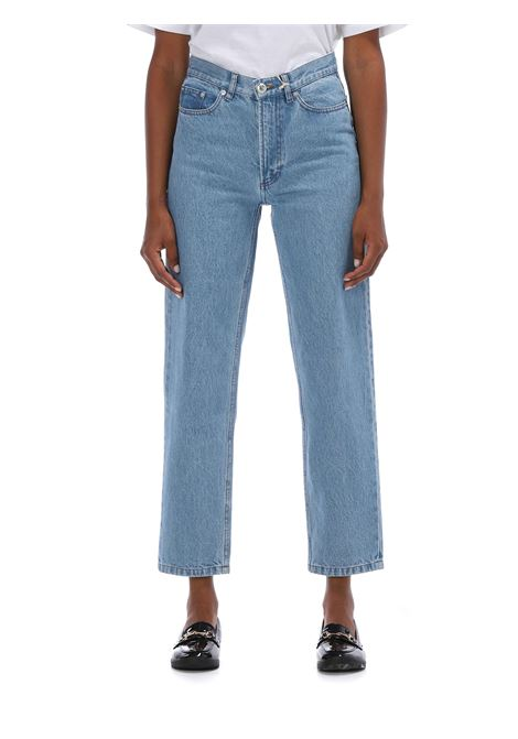 Denim basic con passanti APC | Jeans | COEJDF09122