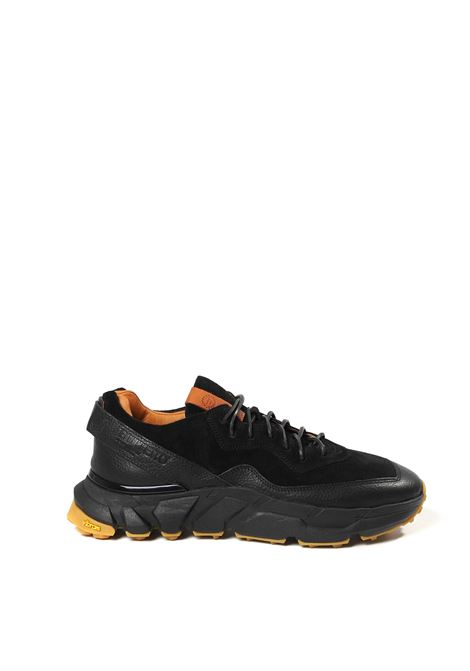 Sneakers con applicazione con logo sulla linguetta BUTTERO   Sneakers   B9110VARC-UG