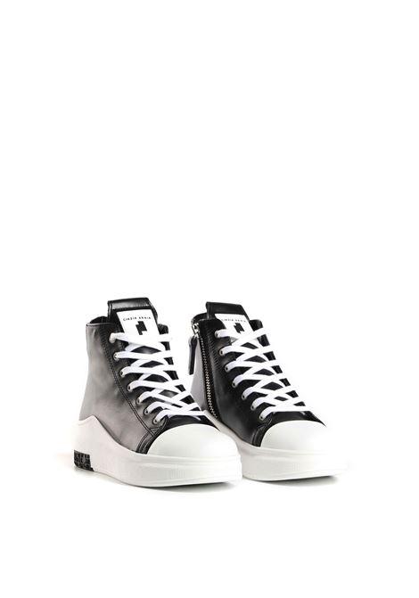 Sneakers alta in pelle di vitello CINZIA ARAIA | Scarpe | ARAIA 74 CA D124-W-ST2-A1