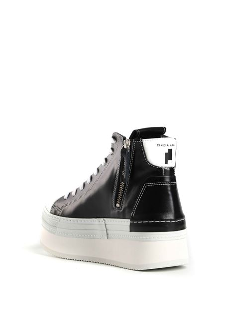 CINZIA ARAIA | Sneakers | PLAT-V1 PL1NERO