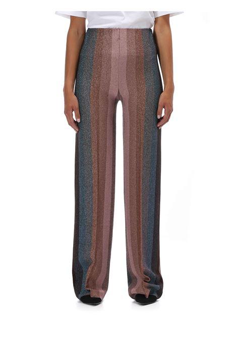 Pantalone a palazzo CIRCUS HOTEL | Pantalone | H0WB57MULTICOLOR
