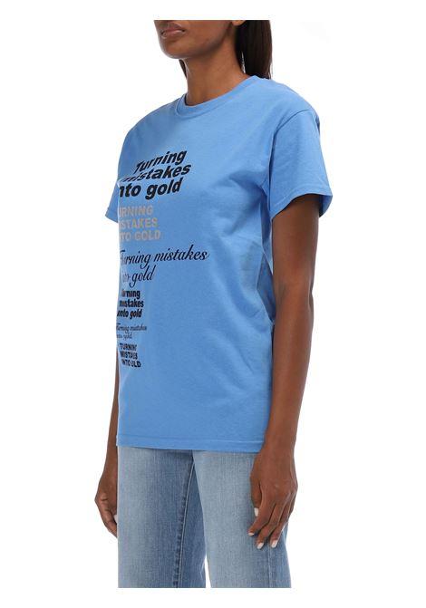 T-shirt girocollo CIRCUS HOTEL   T-shirt   H0WJ01BLU