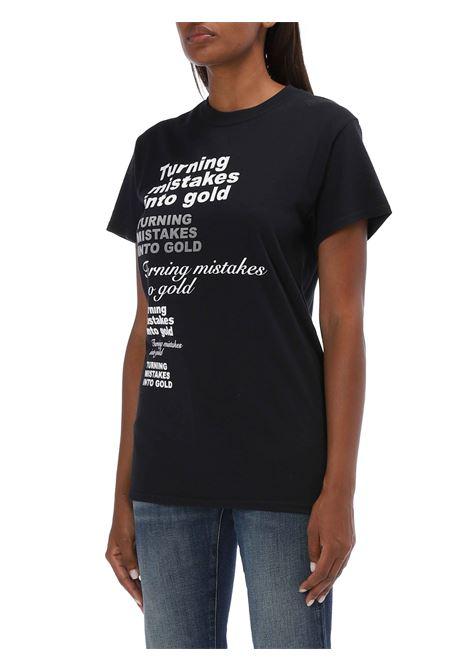 T-shirt girocollo CIRCUS HOTEL   T-shirt   H0WJ01NERO