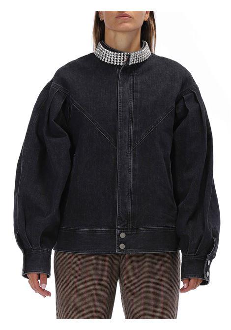 Denim jacket over CIRCUS HOTEL   Giubbotto   HOWW11NERO