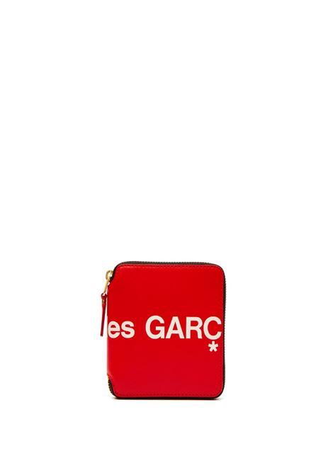 Comme des garcons Wallet COMME DES GARCONS | Portafogli | SA2100HLROSSO