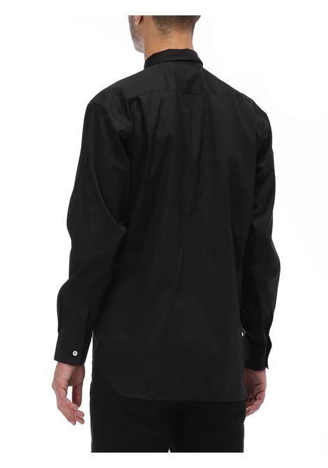 Camicia con stampa COMME DES GARCONS   Camicia   W2800662052000