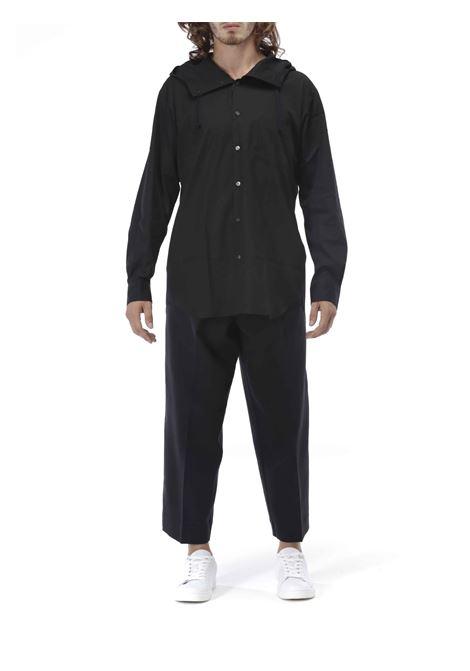 Camicia con cappuccio COMME DES GARCONS   Camicia   W2800762052000