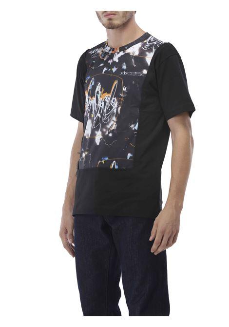 T-shirt con stampa COMME DES GARCONS   T-shirt   W2810161091000